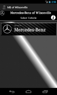 Mercedes-Benz of Wilsonville - screenshot thumbnail