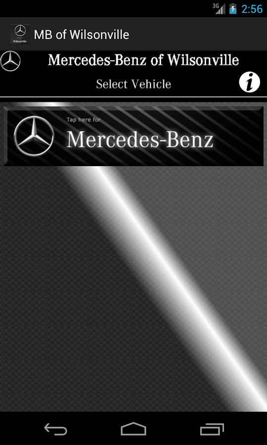 Mercedes-Benz of Wilsonville - screenshot