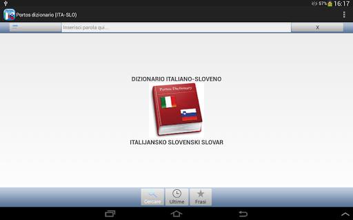 【免費旅遊App】PortosDicty Ita-Slo-APP點子