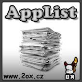 AppList