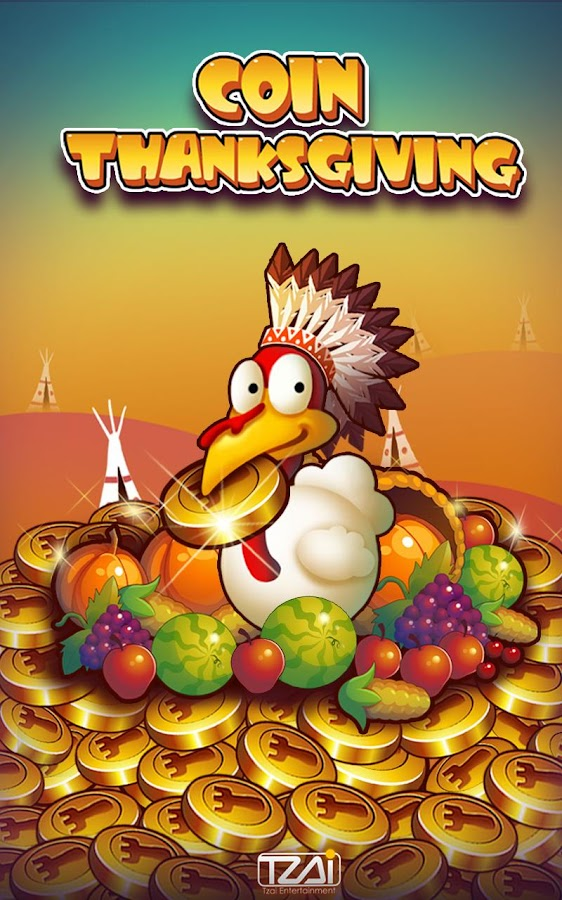 Coin Thanksgiving- screenshot