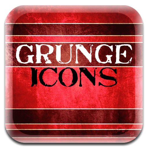 Grunge Icon Pack LOGO-APP點子