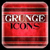 Grunge Icon Pack
