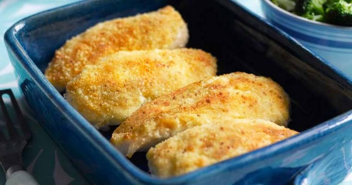 10 Best Chicken Panko Bread Crumbs Recipes