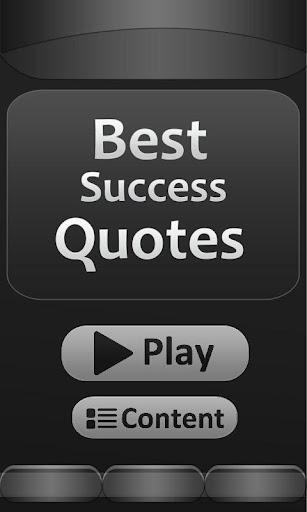 Best - Success - Quotes