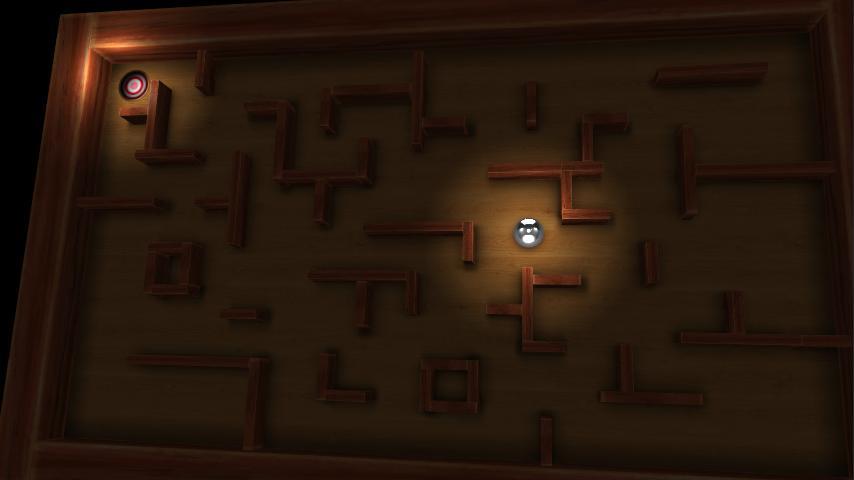 Crazy Labyrinth 3D - Lite - screenshot