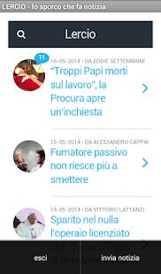 LERCIO - screenshot thumbnail