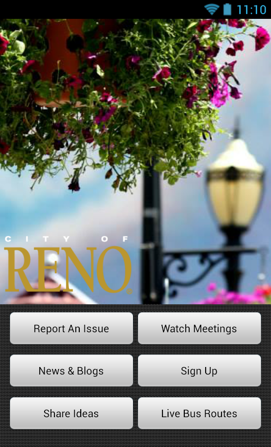 City Of Reno - screenshot