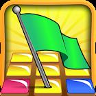 Jeux Esprit Éducatif -Drapeaux icon
