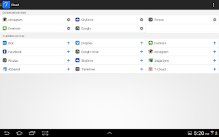 Screenshot of 1Drive with Document Viewer