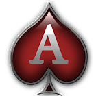 Silver Poker Texas Holdem icon