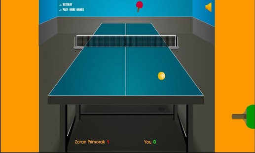 Play Table Tennis FREE - screenshot thumbnail