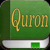 Qur'on (Uzbek)