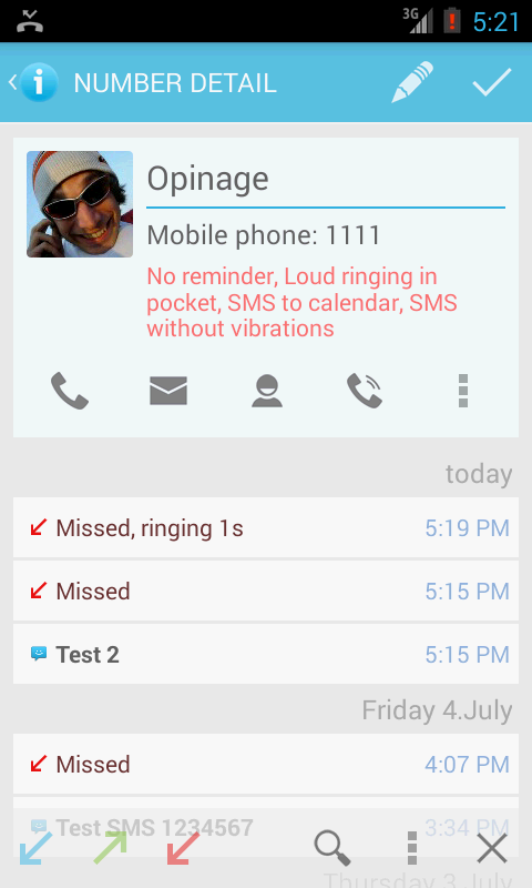 Smart Notify Sms Amp Calls Android Apps On Google Play