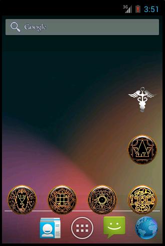 娛樂必備免費app推薦|Widgets store: Talisman-Set線上免付費app下載|3C達人阿輝的APP