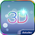Bokeh 3D Live Wallpaper PRO icon