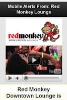 Screenshot of Red Monkey Lounge Walla Walla