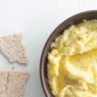 Greek Potato and Almond Dip