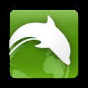 海豚浏览器 logo
