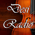 Desi Radio-Hindi Tamil Punjabi logo