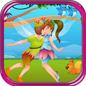 Fairy Love Story Girls Games icon