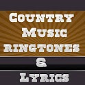 Country Music Ringtones Lyrics icon