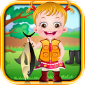 Baby Hazel Fishing Time icon