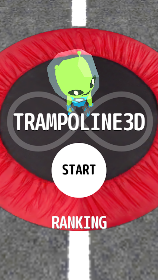 Infinite trampoline 3D- screenshot