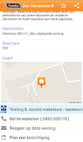 Screenshot of funda