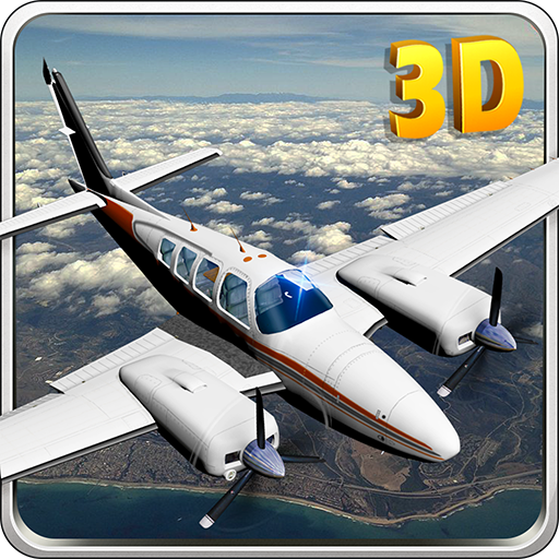 Real Airplane Flight Simulator