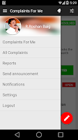 Screenshot of Constituency Connect- ICMyC