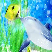 Dolphin -Citrine Quartz-