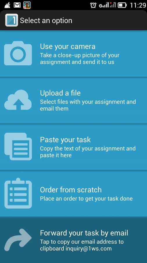 Homework Help for Students- screenshot