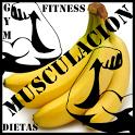 Dieta Musculacion Fitness icon