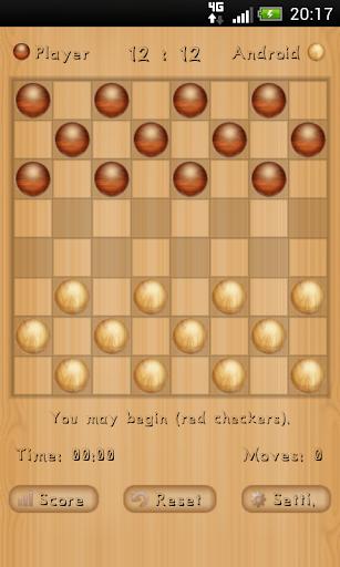 Checkers - 跳棋