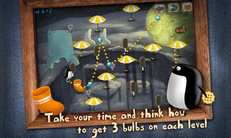 Feed the Penguin- screenshot