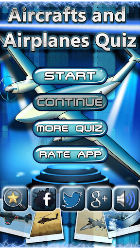 Aircrafts Airplanes Quiz HD