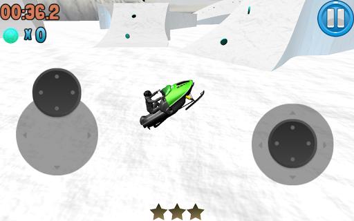 Mad Snow Mobile