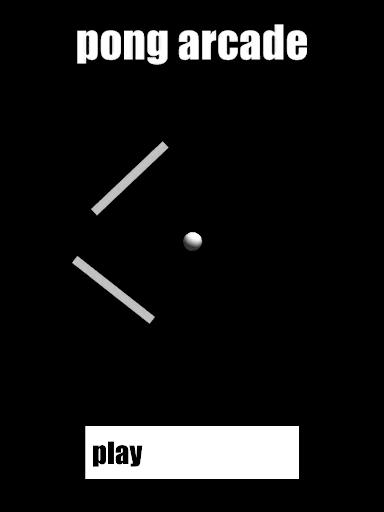 【免費街機App】Pong Arcade-APP點子