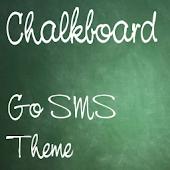 Chalkboard Go SMS Theme