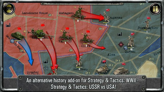 Strategy & Tactics:USSR vs USA Screenshot 16