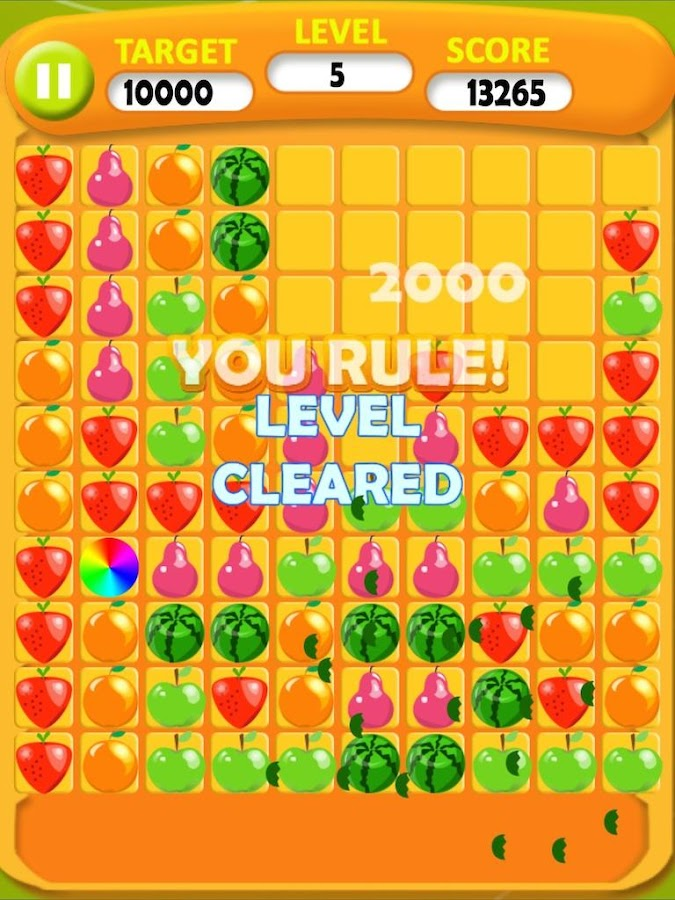 Fruit Smash Fun!- screenshot