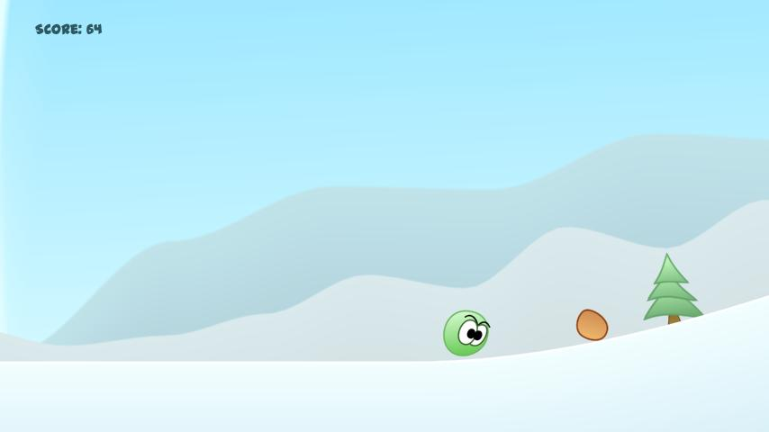 Ball and Nuts - screenshot