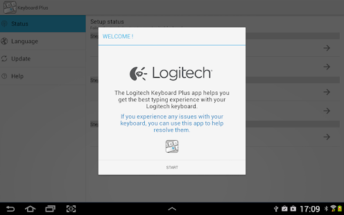 Logitech Keyboard Plus- screenshot thumbnail