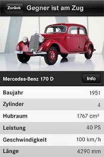 Mercedes-Benz Quartets - screenshot thumbnail