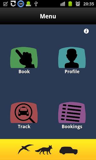 【免費交通運輸App】Swift Fox Cabs-APP點子