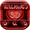 Next Launcher 3D Theme Vday icon