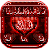 Next Launcher 3D Theme Vday