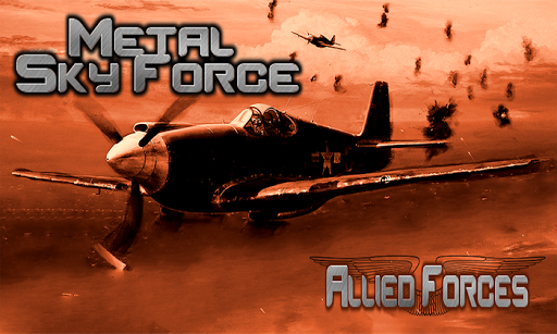 Metal Sky Force : Battle Skies