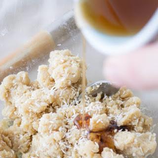 Flourless Thumbprint Tea Cookies Recipe